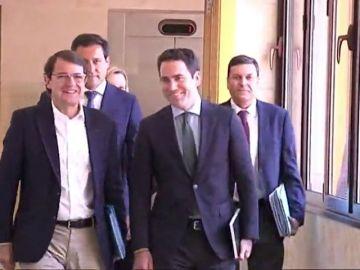 Acuerdo PP-Ciudadanos en Castilla y León