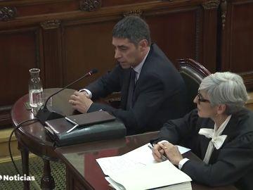Las frases de los mossos en el juicio