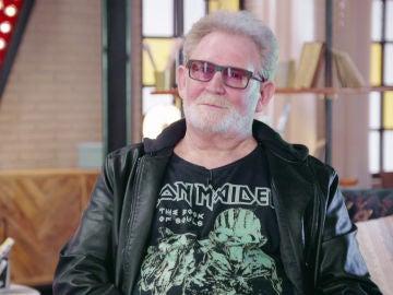Marcelo Gómez, con miedo por no tener su batería en los Asaltos de 'La Voz Senior'