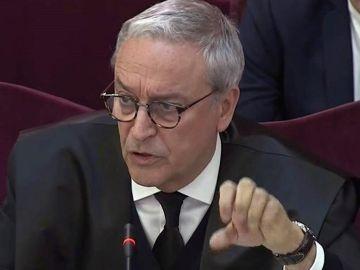 Javier Melero, abogado de Joaquim Forn
