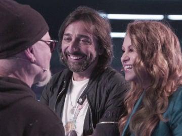 """Paulina Rubio se compara con Frank Mercader: """"Tiene un punto gatito-león como yo"""""""