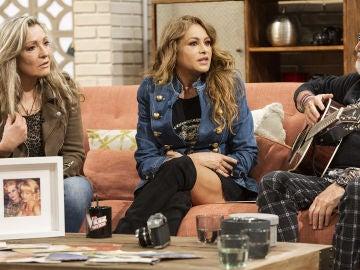 La dura confesión de Paulina Rubio ante sus talents de 'La Voz Senior'
