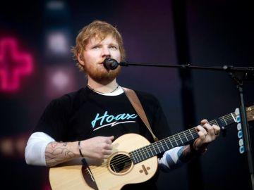 Ed Sheeran en el Wanda Metropolitano