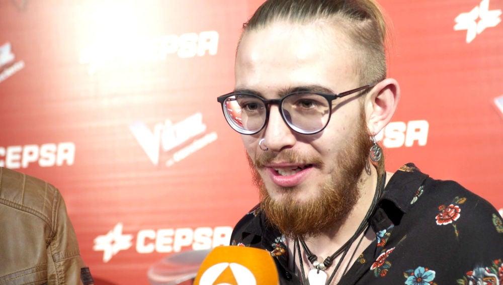 los talents reciben emocionados la nueva confirmación en el concierto de 'La Voz'