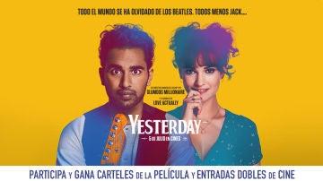 Concurso de 'Yesterday'