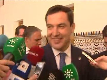 Vox salva en el último momento los presupuestos de Andalucía