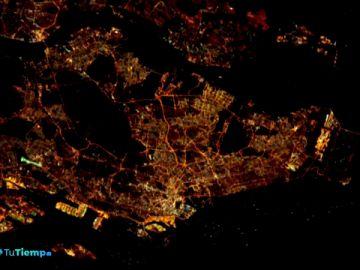contaminacion luminica