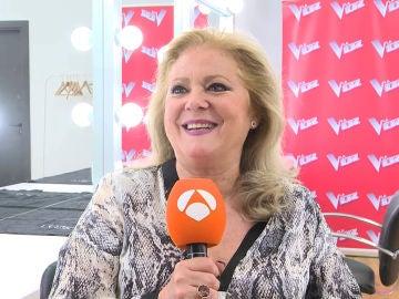 """Blanca Villa: """"David Bisbal me dio la alegría de mi vida"""""""