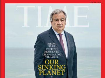 Líderes de varios países luchan contra el cambio climático