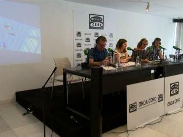 Radio en directo desde Canarias para toda España