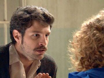 Domingo logra señalar a Carlos como principal sospechoso de la muerte de Gabriel