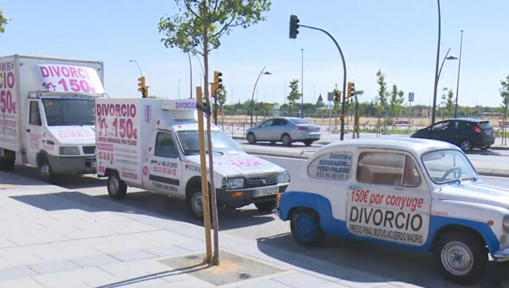 Las 'divorcionetas'