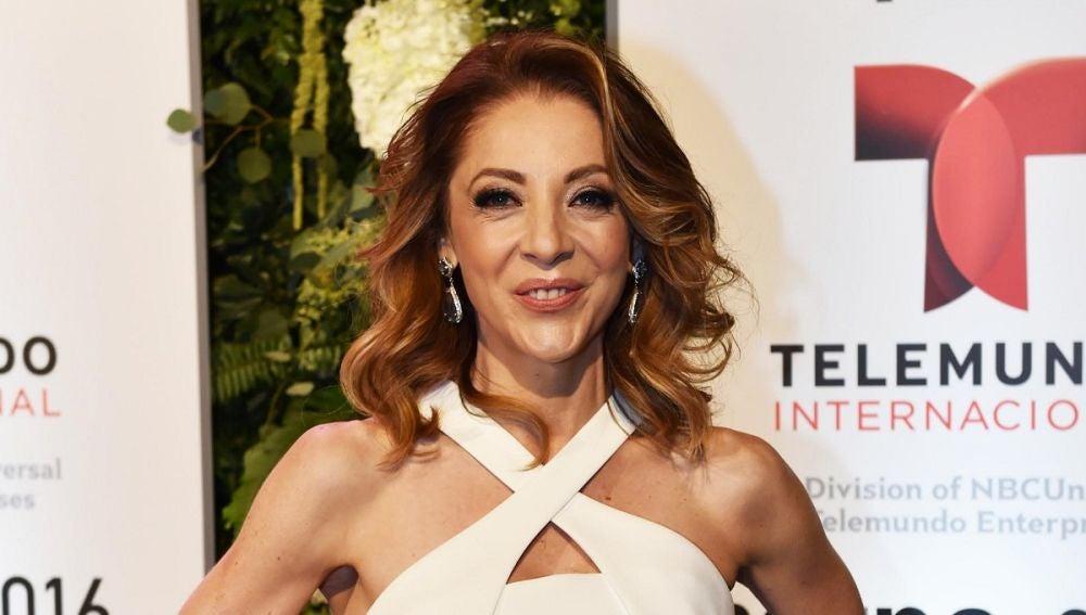 La actriz mexicana Edith González