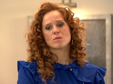 Ana acusa a Domingo de asesino delante de Ascensión