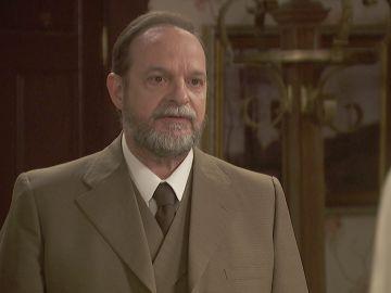 Raimundo busca ayuda para sembrar la paz en Puente Viejo