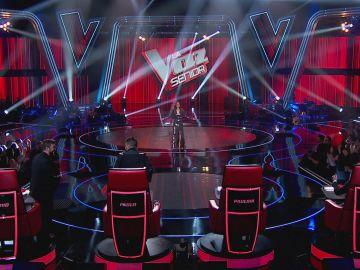 El sueño cada vez está más cerca, llega la semifinal de 'La Voz Senior', el próximo miércoles en Antena 3.
