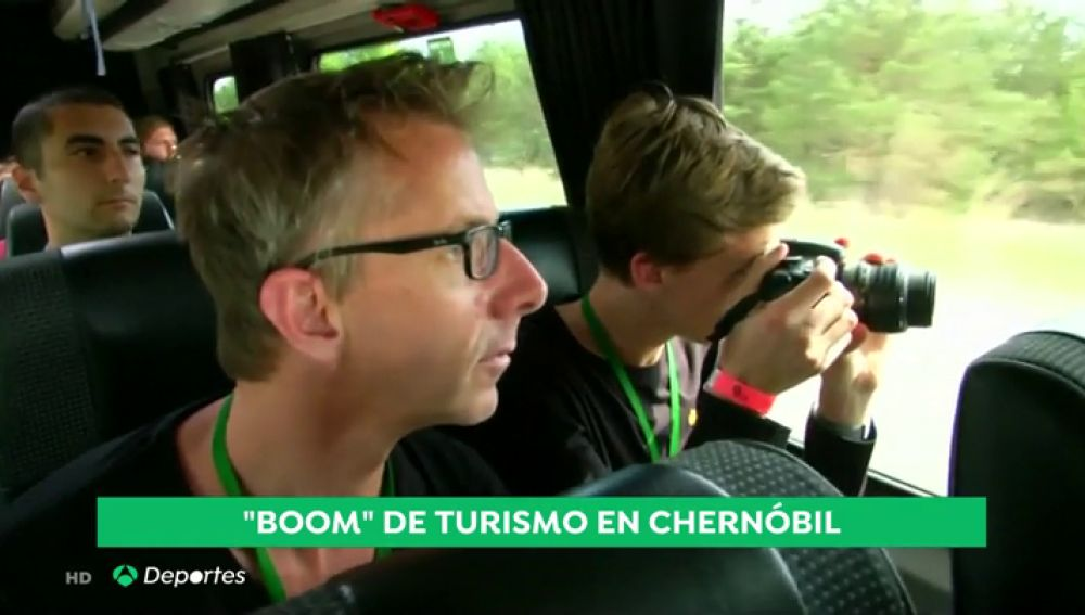 REEMPLAZO TURISMO CHERNOBIL