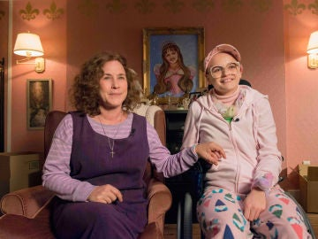 Patricia Arquette Joey King en 'The Act'