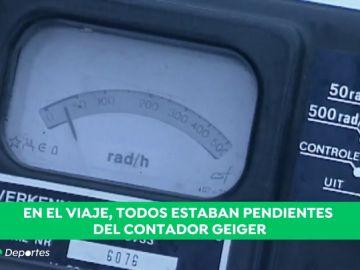 VIAJE REAL MADRID CHERNOBIL