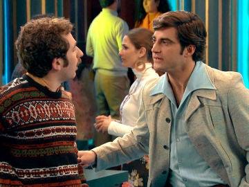 Álvaro y Miguel firman una tregua por el bien de Nieves