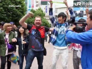 La llega de El Monaguillo a Japón