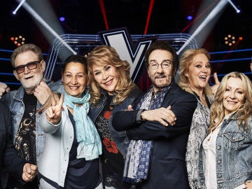 Conoce a los ocho semifinalistas de 'La Voz Senior'
