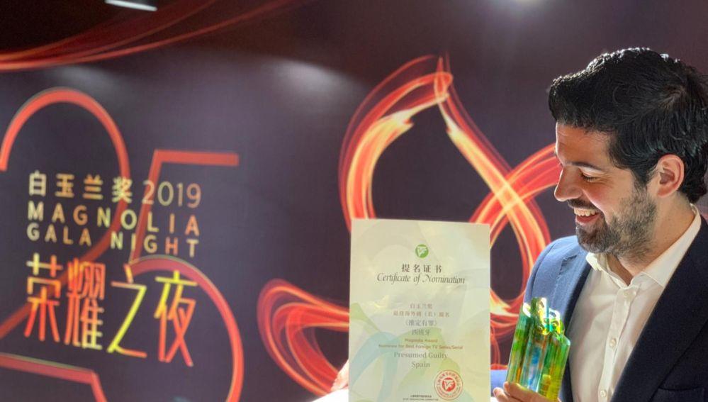 'Presunto culpable', única ficción española nominada en la 25 edición del Festival Internacional de Shanghái
