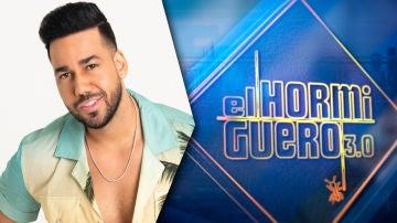 Romeo Santos visita 'El Hormiguero 3.0' el martes 18 de junio