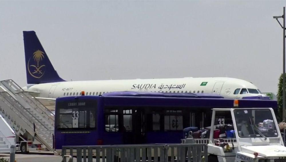 Arabia Saudí ha neutralizado un ataque con drones en un aeropuerto