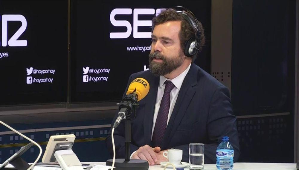 """Espinosa de los Monteros: """" las naciones deben tener la soberanía de decidir cuántos inmigrantes quieren recibir, de dónde e, incluso, su cualificación"""""""