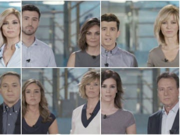 Campaña de Antena 3 Noticias contra el maltrato