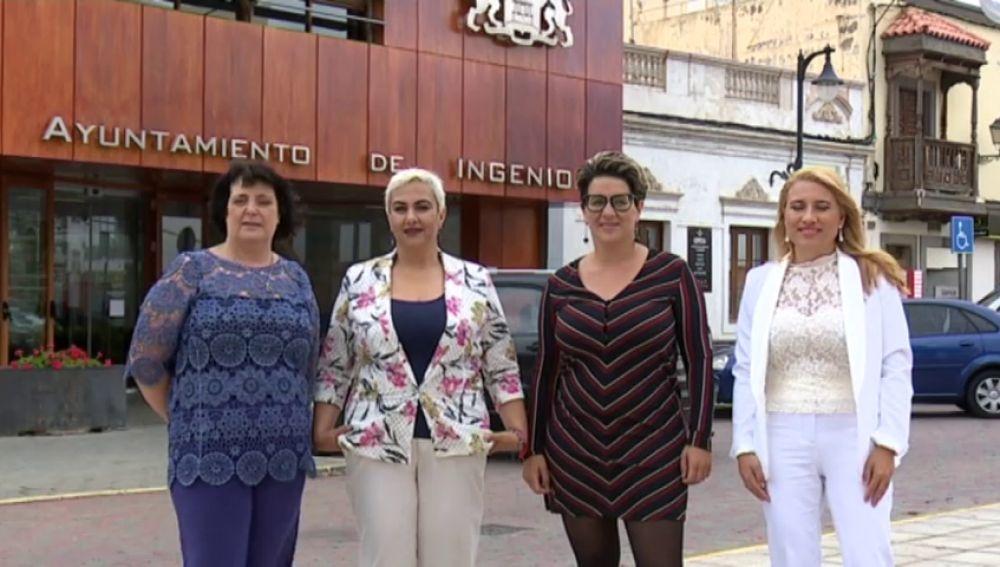 Pacto de mujeres para el ayuntamiento canario de Ingenio