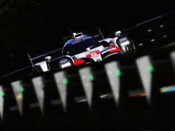 Fernando Alonso, en la clasificación de las 24 Horas de Le Mans