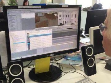 Así hemos creado la Casa Blanca en el plató de Antena 3 Noticias