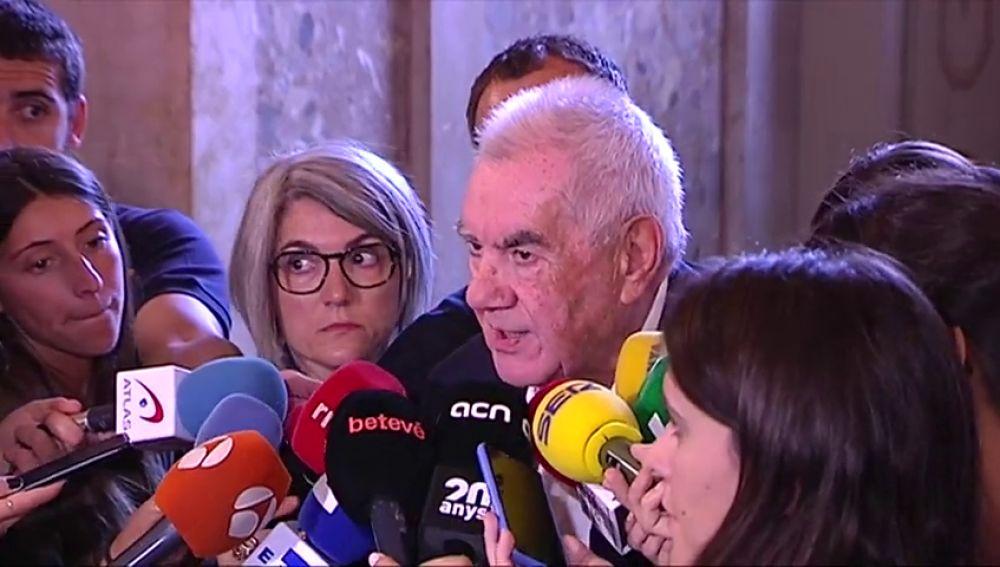 Maragall propone a Colau repartirse la Alcaldía de Barcelona por años