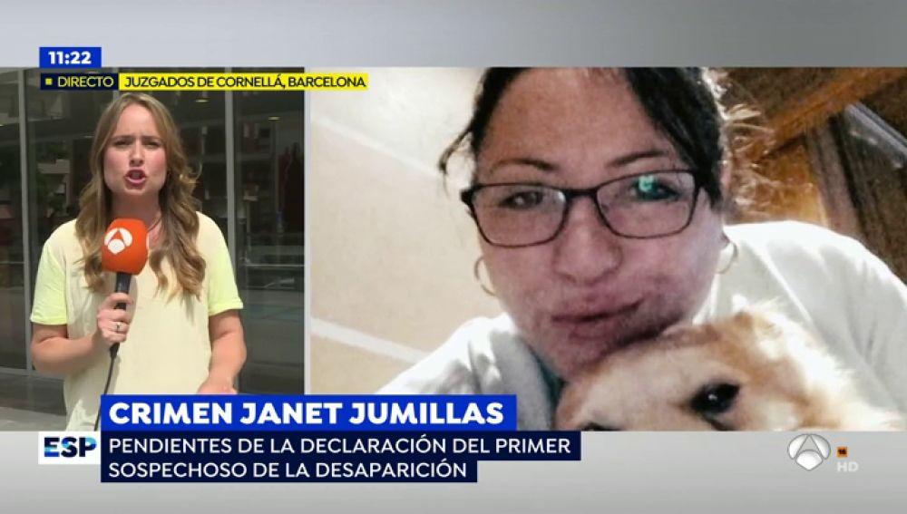 Crimen Janet Jumillas