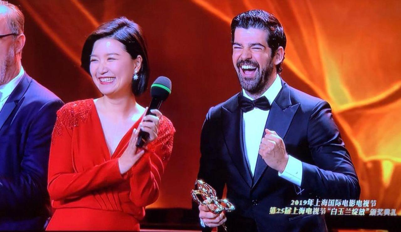 'Presunto culpable' gana el Premio a Mejor Serie Extranjera en el Festival Internacional de Shanghai
