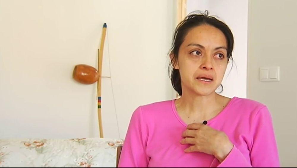 """Telma, sus vecinos le ayudaron a recuperar su casa incendiada: """"Siempre recordaré a este pueblo"""""""