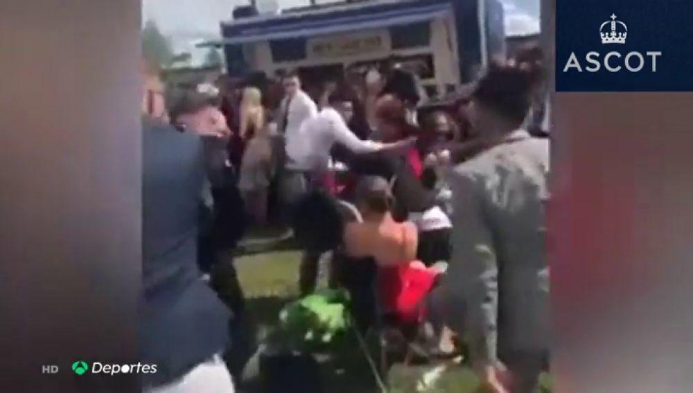 Un futbolista del Watford, suspendido tras estar involucrado en un pelea en Ascot