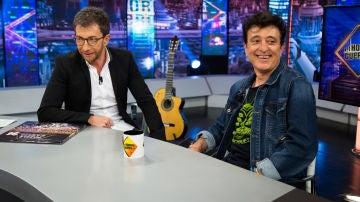 """Manolo García: """"Ya sólo salgo de afterhour una vez a la semana"""""""