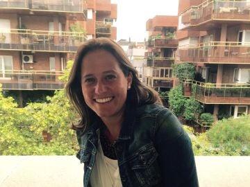 Fotografía facilitada por la Escuela Canigó de Barcelona de la subdirectora de este centro, Teresa Cardona