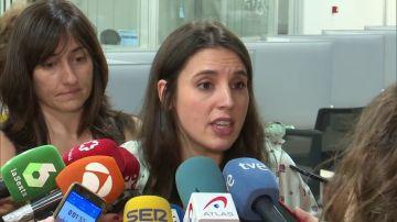Podemos asegura que Sánchez les comunicó que prefiere el apoyo de la derecha