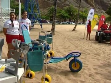Un verano más seguro en playas y montaña