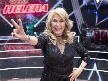 Helena Bianco gana la primera edición de 'La Voz Senior'