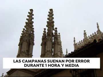 Las campanas de la Catedral de Granada provoca el insomnio de los vecinos