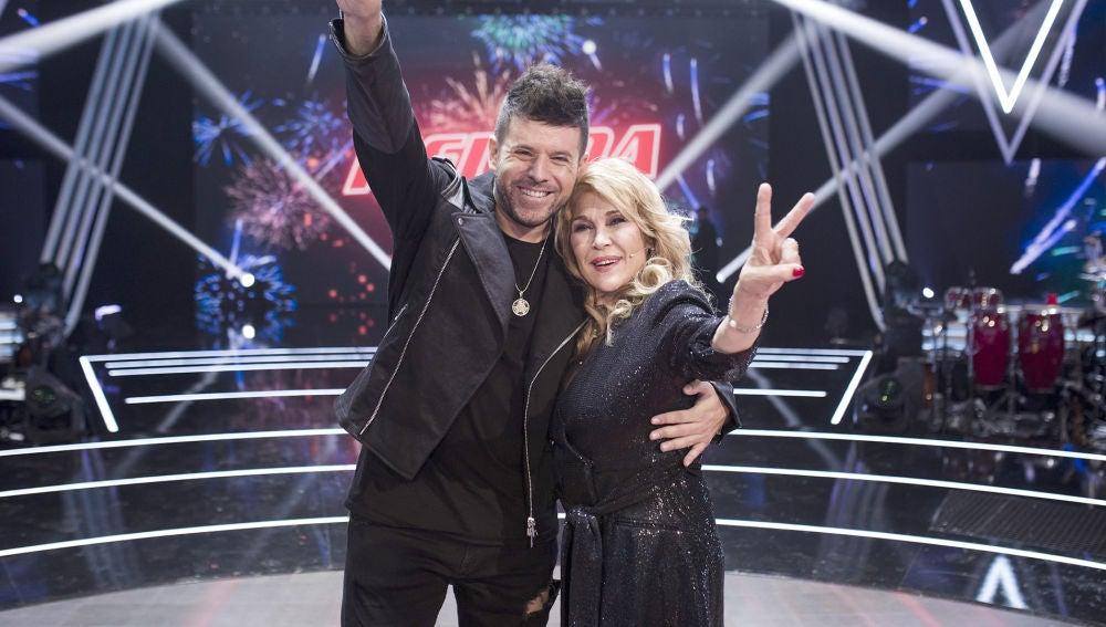 Helena Bianco, del equipo de Pablo López, gana 'La Voz Senior'