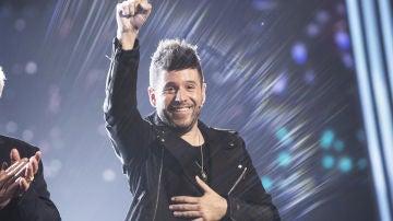 Pablo López celebra su doblete como coach ganador en 'La Voz' y en 'La Voz Senior'
