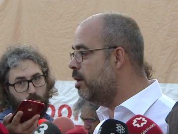 """El consejero de Interior catalán agradece la ayuda de la UME de un """"país vecino"""""""