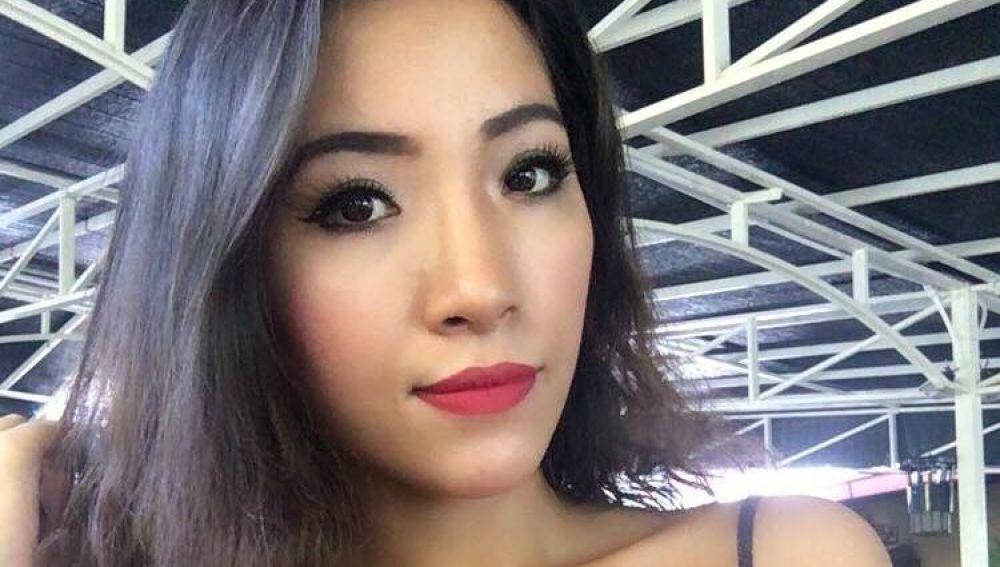 La médico y modelo, Nang Mwe San