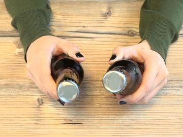 Botellín de cerveza